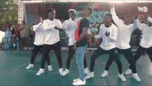 Video: Rich Mavoko Live Performance On Mbosso